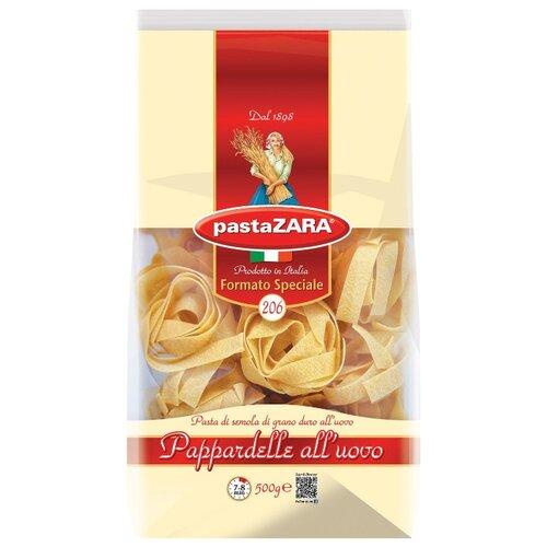 Pasta Zara Макароны Formato Speciali 206 Pappardelle all'uova, 500 г