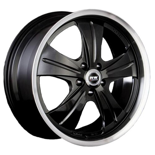 Колесный диск Racing Wheels HF-611 10x22/5x120 D74.1 ET45 SPT P
