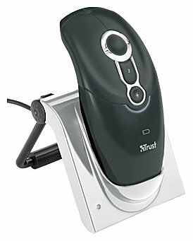 Мышь Trust Wireless Presenter Mouse TK-4300p Black USB