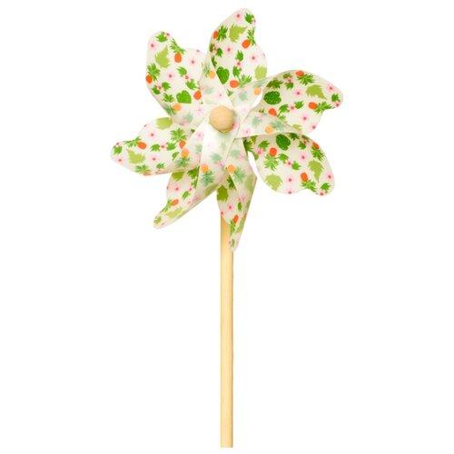Ветрячок ЯиГрушка Цветы (12203) белый яигрушка ятаган