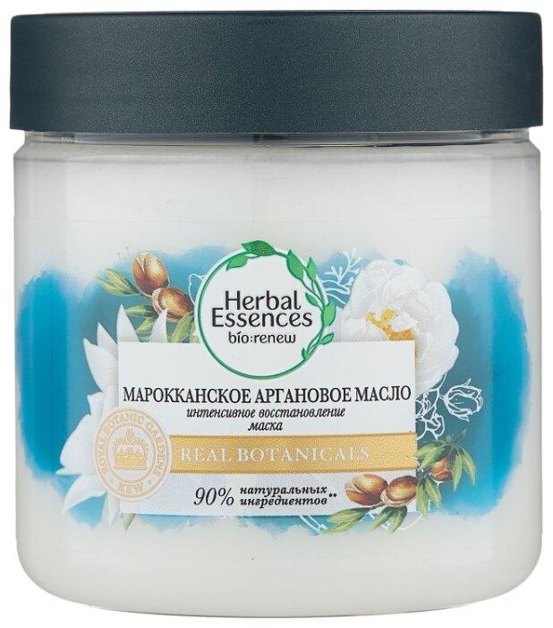 Herbal Essences bio:renew Маска для волос Марокканское аргановое масло
