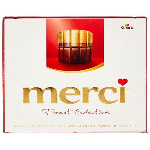 Фото - Набор конфет Merci Ассорти, 250 г набор конфет merci ассорти 400 г