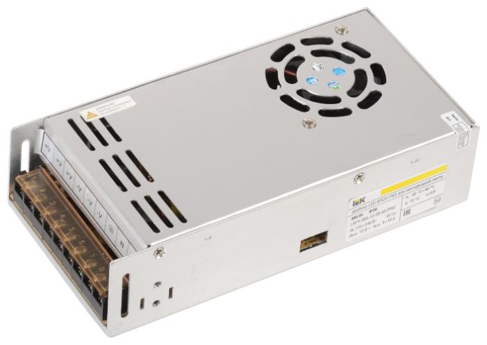 Блок питания для LED IEK LSP1-360-12-20-33-PRO 360 Вт