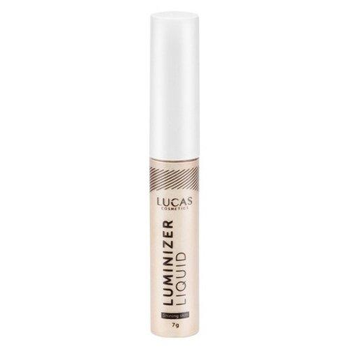 Купить Lucas' Cosmetics Хайлайтер Luminizer Liquid 104 Summer Glow