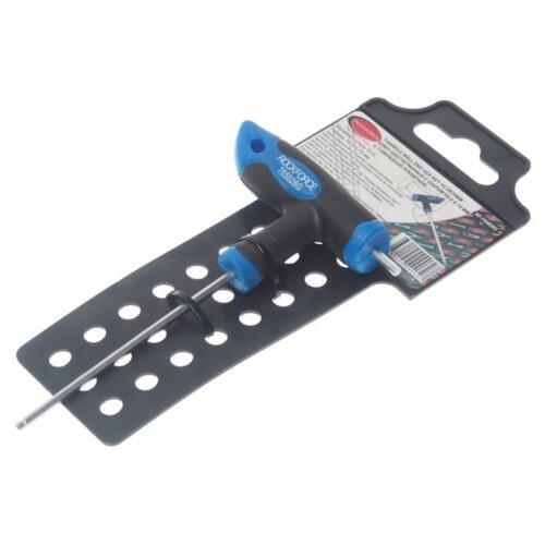 Ключ шестигранный ROCKFORCE RF-765025G 75 мм ключ шестигранный rockforce rf 76406 90 мм