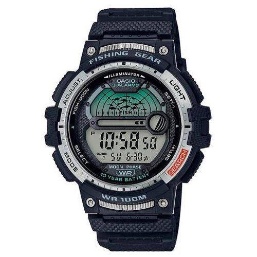 Наручные часы CASIO WS-1200H-1A наручные часы casio ws 2000h 4a