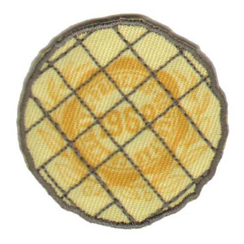Купить Термоаппликация HKM 1968, 1 шт 4, 5 х 3 см, HKM Textil, Декоративные элементы