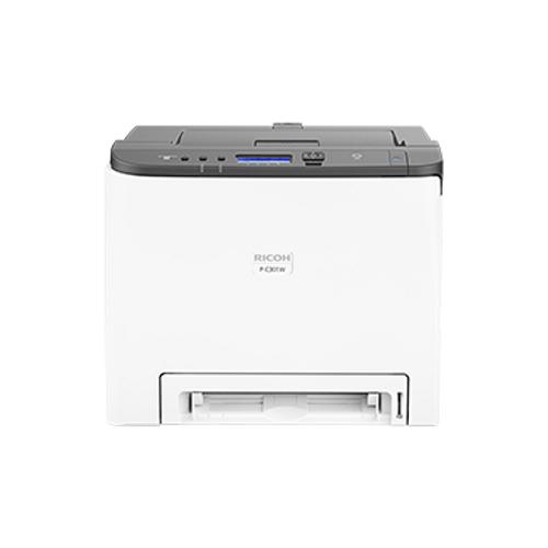 Принтер Ricoh P C301W, белый/черный