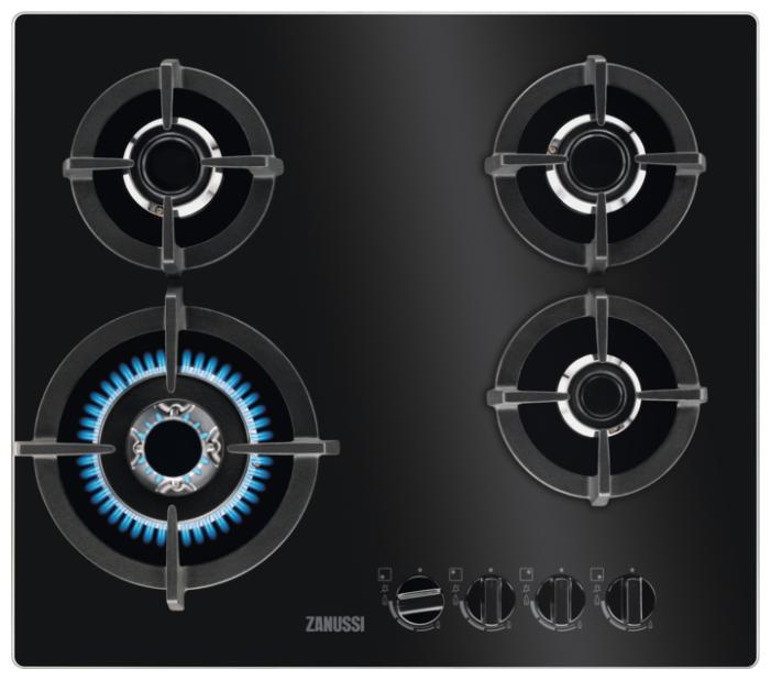 Газовая варочная панель Zanussi GPZ363LK