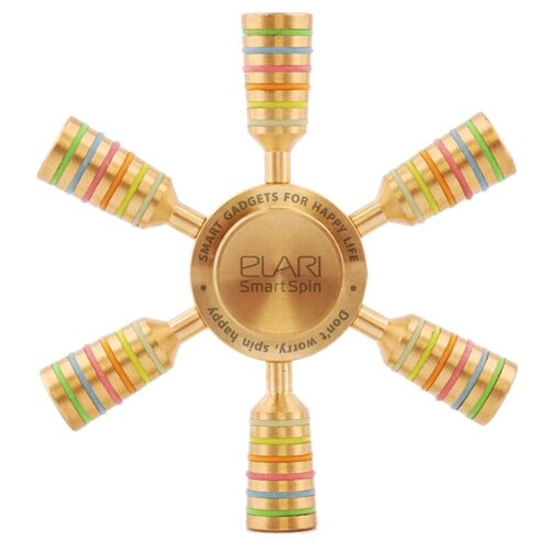 Спиннер ELARI SmartSpin S2 золотистый