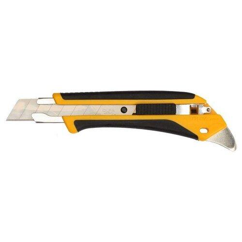 Монтажный нож OLFA OL-L5-AL нож hobby craft models 17 8 мм olfa ol sk 10