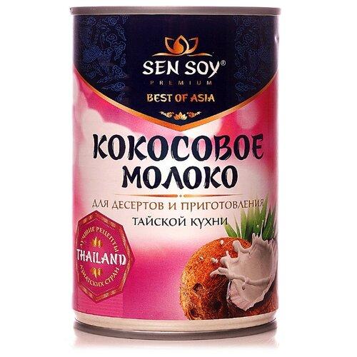 Sen Soy Кокосовое молоко, 400 мл goblin sen