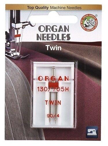 Игла/иглы Organ Twin 90/4
