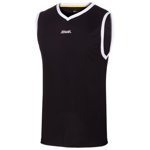 Купить Майка Jogel JBT-1020 размер YS, черный/белый, Футболки и топы