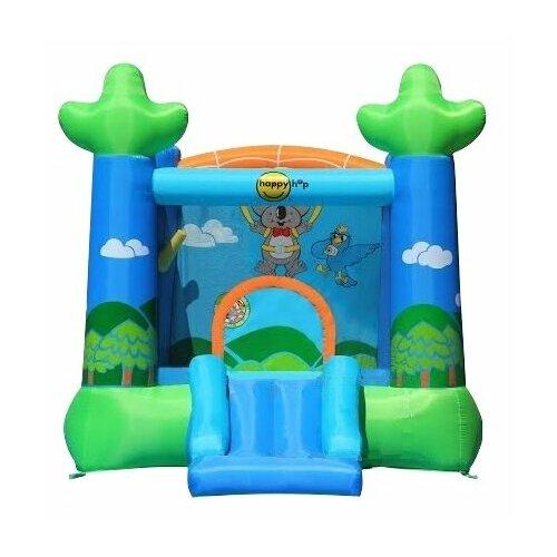 Надувной комплекс Happy Hop Прыжок в небо 9031
