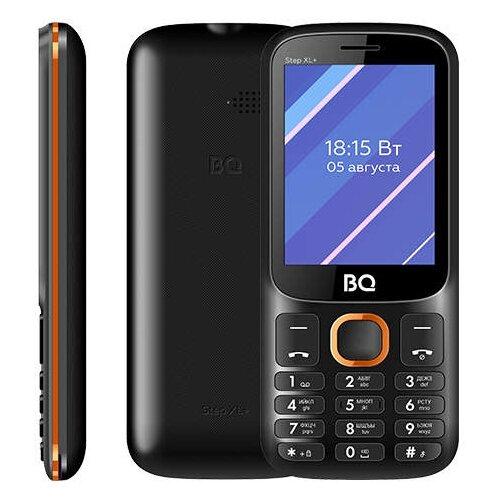 цена на Телефон BQ 2820 Step XL+ черно-оранжевый