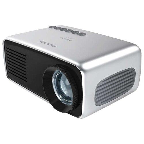 Фото - Карманный проектор Philips NeoPix Start+ NPX245 карманный проектор cinemood кинокубик ivi