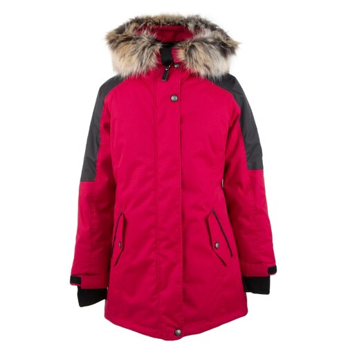 Купить Парка KERRY Tarja K20462 размер 152, 0095 малиновый, Куртки и пуховики