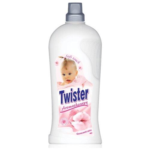 Twister Концентрированный кондиционер для белья Soft Touch, 2 л, флакон