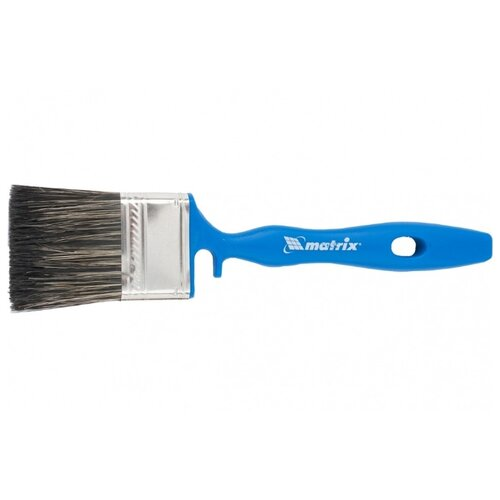 Кисть matrix Color Line 83383, 50 мм, синий кисть радиаторная эмали 25 10 мм matrix color line