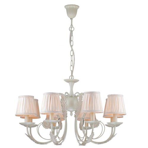 Люстра Arti Lampadari Vittorio E 1.1.8 WG, E14, 320 Вт люстра arti lampadari tarsia tarsia e 1 1 8 wg