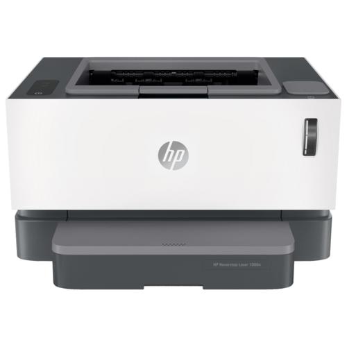 Принтер HP Neverstop Laser 1000n, белый/черный