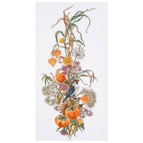 Купить Овен Набор для вышивания Осенняя композиция 18 х 44 см (949), Наборы для вышивания