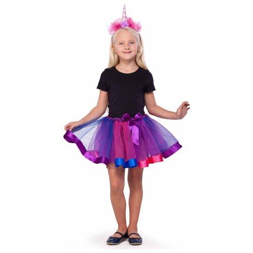 Купить Костюм ВКостюме.ру Чудный Единорог (7578855), розовый, размер 119, Карнавальные костюмы