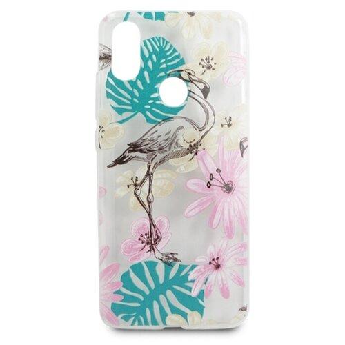 Купить Чехол Pastila Spring picture для Xiaomi Mi 8, Mi 8 Pro tropic flamingo