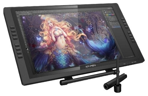 Графический планшет XP-PEN Artist 22 PRO — купить по выгодной цене на Яндекс.Маркете