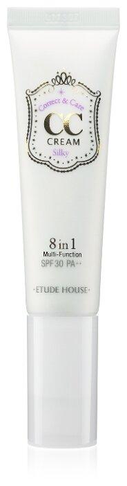 Etude House CC крем Silky Correct