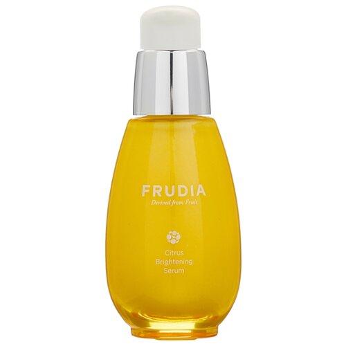 Frudia Citrus Brightening Serum Осветляющая сыворотка для лица с экстрактом цедры мандарина, 50 г пенка frudia citrus brightening micro cleansing foam объем 145 мл