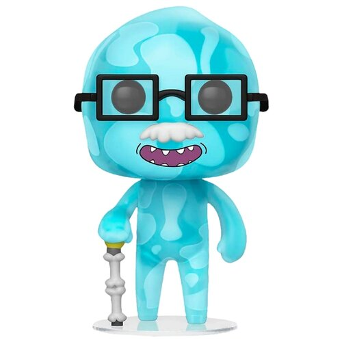 Купить Фигурка Funko POP! Рик и Морти - Доктор Ксенон Блум (светящийся) 40252, Игровые наборы и фигурки