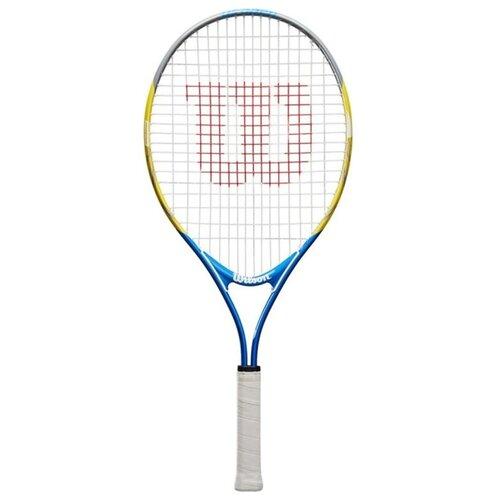 Ракетка для большого теннисаWilson US Open 25 25'' 00 желтый/синий
