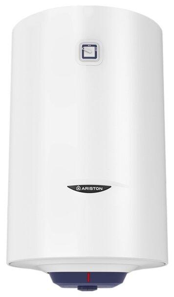 Накопительный электрический водонагреватель Ariston BLU1 R 100 V PL — купить по выгодной цене на Яндекс.Маркете