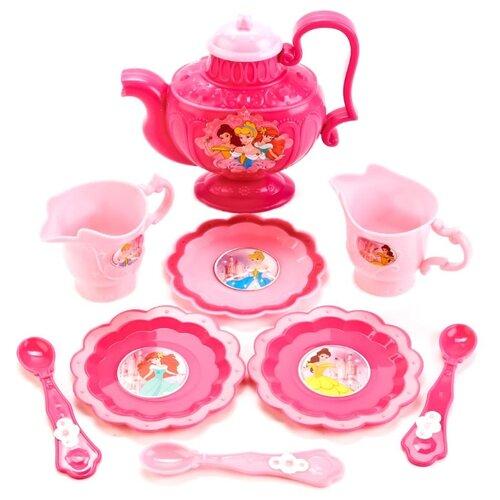 Купить Набор посуды Играем вместе Чайный B1196837-R1, Игрушечная еда и посуда