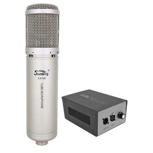 Микрофон Soundking EA109, никель