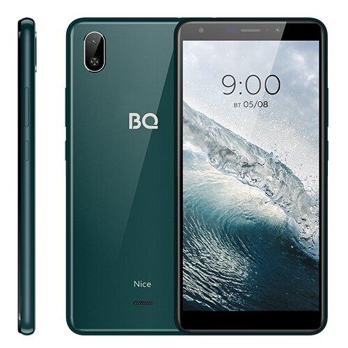Смартфон BQ 6045L Nice темно-зеленый