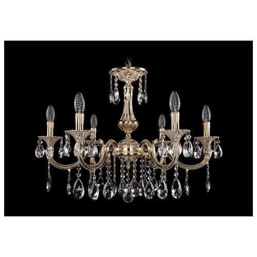 Люстра Bohemia Ivele Crystal 1702 1702/6/250/A/GI, E14, 240 Вт