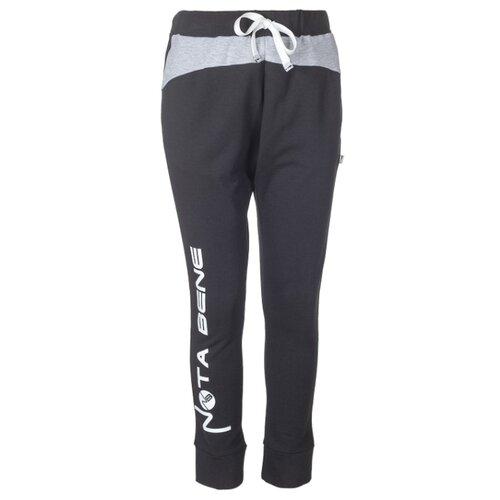 Купить Спортивные брюки Nota Bene размер 140, черный, Брюки