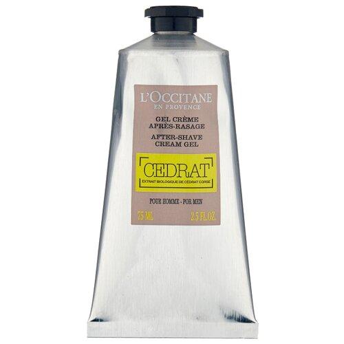 Крем-гель после бритья Cedrat L'Occitane en Provence, 75 мл фото