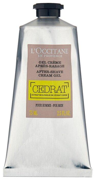 Крем гель после бритья Cedrat L'Occitane