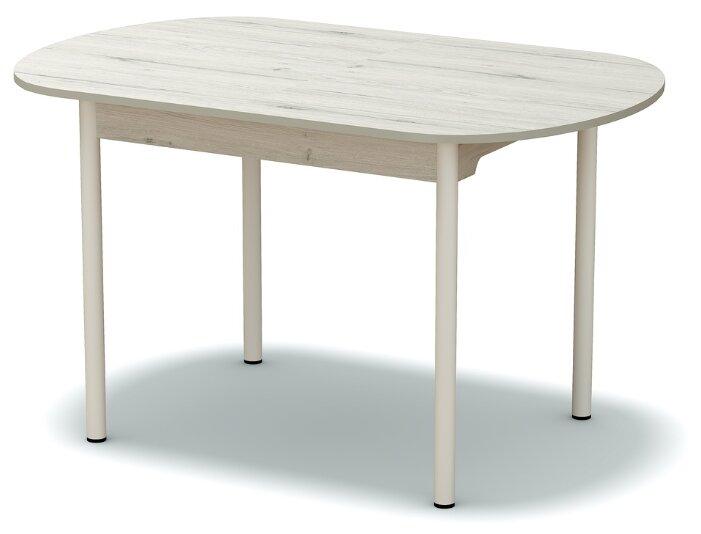Стол кухонный ГайваМебель раздвижной закругленный раскладной