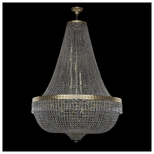 цена на Люстра Bohemia Ivele Crystal 1927 19271/H2/100IV G, E14, 1040 Вт