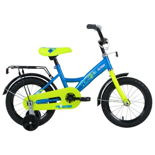 Детский велосипед ALTAIR Kids 14 (2019) синий (требует финальной сборки)