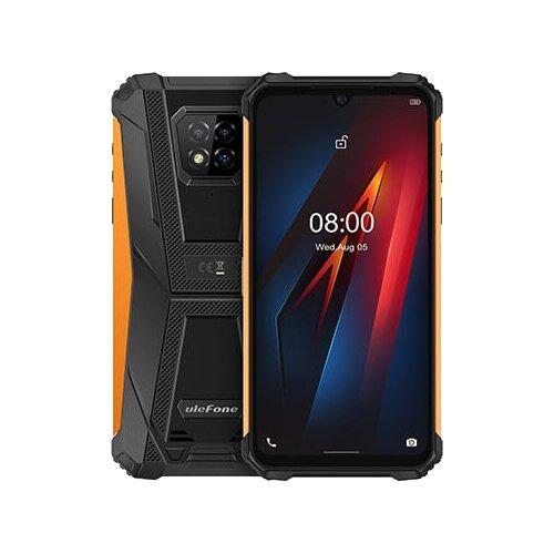 Смартфон Ulefone Armor 8 оранжевый