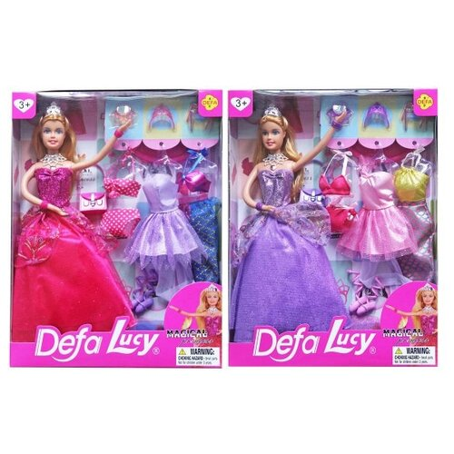 цена на Кукла Defa Lucy Принцесса, 8269