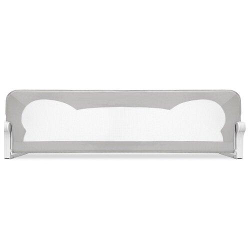 Baby Safe Барьер на кроватку Ушки 120х42 см XY-002A.CC серый