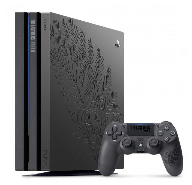 Игровая приставка Sony PlayStation 4 Pro 1 Тб The Last Of Us: Part II Limited Edition — цены на Яндекс.Маркете
