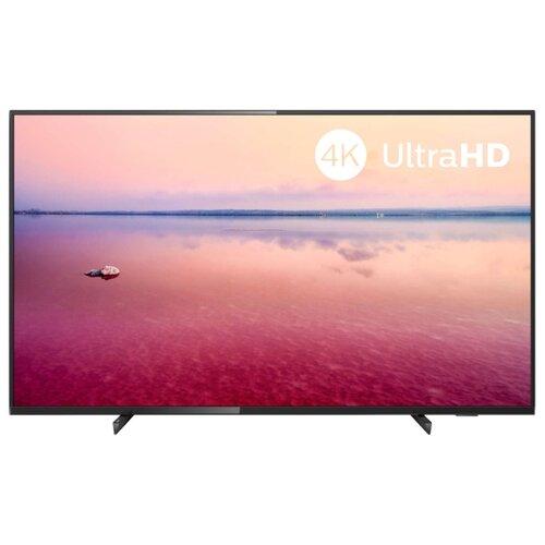 Телевизор Philips 50PUS6704 50 (2019) черный глянцевый телевизор philips 50pus7303 50 2018 темно серебристый